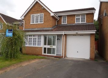 Thumbnail 4 bed detached house to rent in Clapgate Gardens, Sedgmoor Park, Bilston
