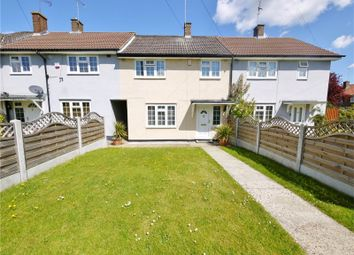 Thumbnail 3 bed terraced house for sale in Wingfield Close, Brentwood, Essex