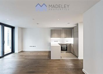 Thumbnail 1 bed flat to rent in Belcanto Apartments, Alto, Wembley Park, London