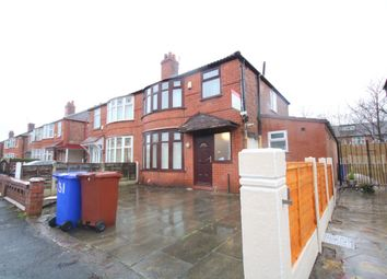 Thumbnail 7 bed semi-detached house to rent in Brentbridge Road, Fallowfield, Manchester