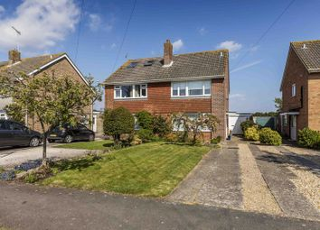 Thumbnail 3 bed semi-detached house for sale in Furnston Grove, Emsworth