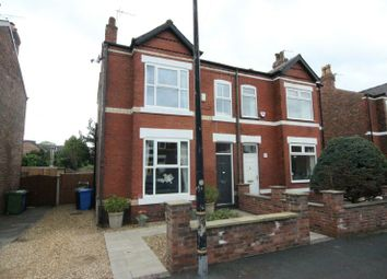 Thumbnail 3 bed semi-detached house for sale in Carlton Road, Sale