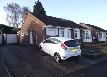 Thumbnail 1 bed semi-detached bungalow to rent in Impsley Close, Castle Bromwich, Birmingham