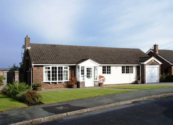 Thumbnail 4 bed detached bungalow for sale in Beech View Road, Kingsley, Frodsham