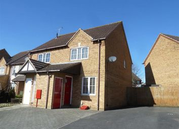 Thumbnail 2 bedroom end terrace house to rent in West Highland Road, Swindon, Wiltshire
