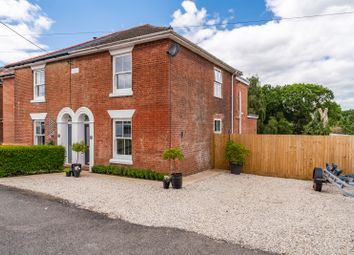 Hound Road, Netley Abbey SO31. 3 bed semi-detached house