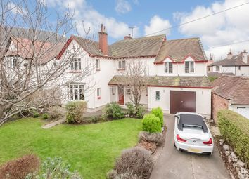 Thumbnail 4 bed detached house for sale in Coed Mor Drive, Prestatyn