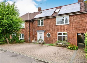 Thumbnail 4 bed terraced house for sale in Cottonmill Lane, St. Albans, Hertfordshire