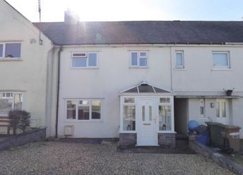 Thumbnail 3 bed terraced house for sale in Y Wern, Y Felinheli