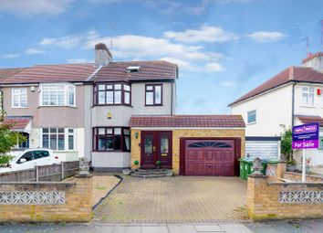 Thumbnail 3 bed semi-detached house for sale in Woodbrook Road, Abbey Wood