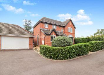 4 bed detached house for sale in Grosvenor Drive, Littleover, Derby DE23