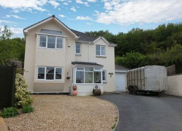 Thumbnail 4 bed detached house for sale in Park Wood Rise, Lifton