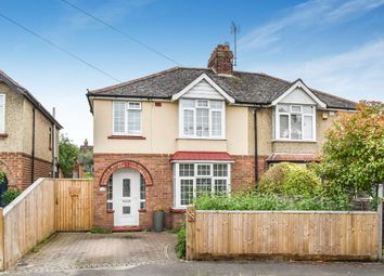 Thumbnail 3 bedroom semi-detached house for sale in Swinbourne Road, Littlemore, Oxford