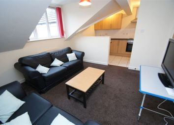 Thumbnail 4 bedroom flat to rent in Hyde Park Road, Hyde Park, Leeds