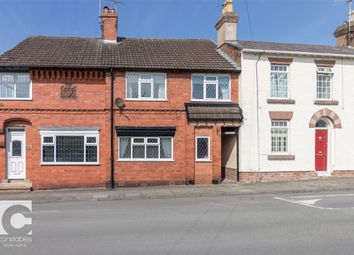 Thumbnail 2 bed terraced house for sale in The Green, Little Neston, Neston, Cheshire