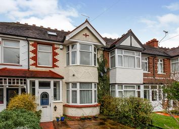 Thumbnail 4 bed terraced house for sale in Ascot Road, Gravesend, Kent