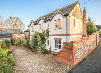 4 bed detached house for sale in Kings Mead, Cheveley, Newmarket CB8