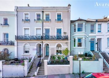 Thumbnail 1 bed flat for sale in Roundhill Crescent, Brighton
