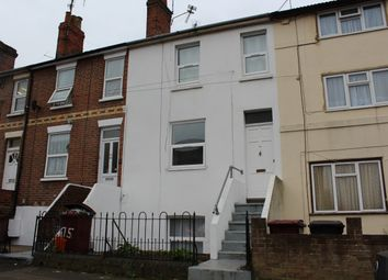 Thumbnail 5 bedroom terraced house to rent in Bedford Road, Reading
