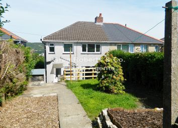 Thumbnail 3 bed semi-detached house to rent in Attlee Way, Cefn Golau, Tredegar