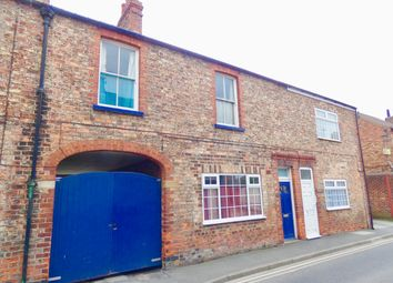 Thumbnail 2 bed terraced house for sale in Chapel Street, Easingwold, York