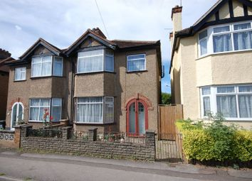 Thumbnail 3 bed semi-detached house for sale in Grove Road, Mill End, Rickmansworth