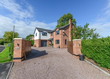 Thumbnail 5 bed detached house for sale in Eccleshall Road, Woodseaves, Stafford