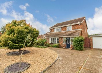 Thumbnail 4 bedroom detached house to rent in Hormare Crescent, Storrington, Pulborough
