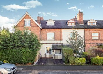 Thumbnail 3 bed terraced house for sale in Greenhills Road, Eastwood, Nottingham