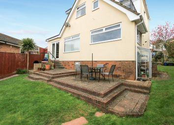 Thumbnail 3 bedroom detached house for sale in Larch Close, Teignmouth