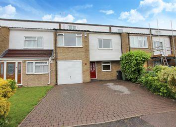 Thumbnail 4 bed terraced house to rent in Caernarvon Close, Hemel Hempstead, Hertfordshire