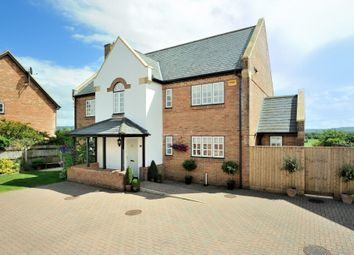 Thumbnail 4 bed detached house for sale in Woodlands, Hazelbury Bryan, Sturminster Newton