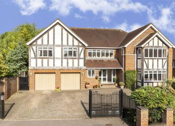 5 bed detached house for sale in Briarswood, Goffs Oak, Waltham Cross EN7