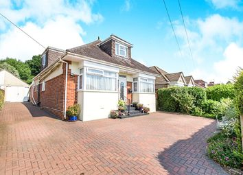 Thumbnail 4 bed bungalow for sale in Elmwood Avenue, Waterlooville