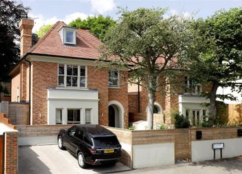 Thumbnail 5 bed link-detached house for sale in Belvedere Drive, Wimbledon