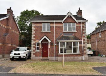 Thumbnail 4 bed detached house for sale in Whitethorn Lane, Kinallen, Dromore