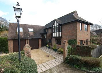 Thumbnail 5 bed detached house for sale in The Grange, Everton, Lymington, Hampshire