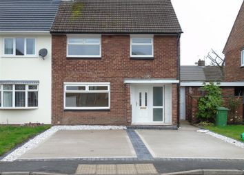 Thumbnail 3 bed semi-detached house to rent in Bull Bridge Lane, Aintree, Liverpool