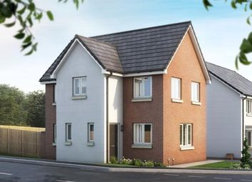 """Thumbnail 3 bedroom property for sale in """"The Fyvie At Earlybraes"""" at Hallhill Road, Glasgow"""