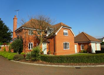 Thumbnail 4 bed property for sale in Foxley Close, Ipswich