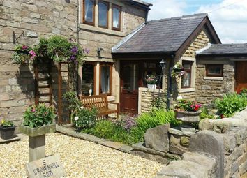 Thumbnail 3 bed cottage for sale in Brownhill Row, Colne, Lancashire