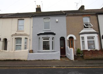 Thumbnail 2 bed terraced house for sale in Cross Street, Gillingham
