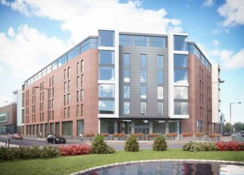 Thumbnail 2 bed flat for sale in The Sky Building, Brunswick Street, Newcastle-Under-Lyme