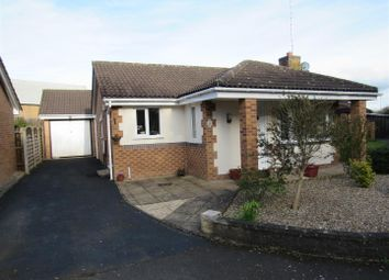 Thumbnail 2 bedroom detached bungalow for sale in Finchway, Narborough, Leicester
