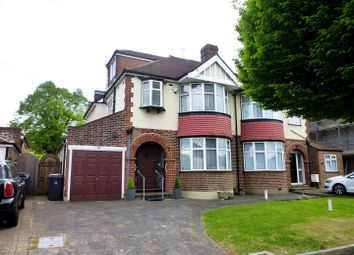 Thumbnail 4 bed semi-detached house for sale in Highdown, Old Malden, Worcester Park