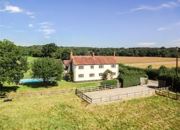 Thumbnail 5 bed detached house for sale in Thornford Road, Headley, Berkshire