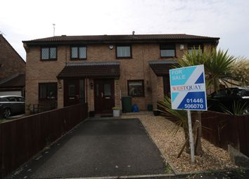 Thumbnail 2 bed terraced house for sale in Meadow Vale, Barry