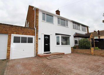 Thumbnail 3 bed semi-detached house for sale in Harold Road, Dartford
