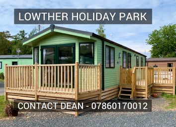 Thumbnail 2 bed mobile/park home for sale in Lowther Holiday Park, Penrith, Cumbria