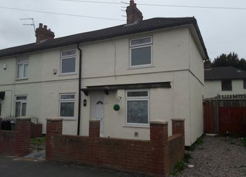 Thumbnail 3 bed semi-detached house to rent in Collin Road, Prenton
